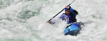 Hotels near Lee Valley White Water Centre