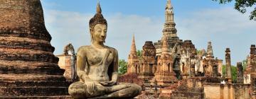 Hotels near Sukhothai Historical Park