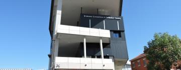 Hotels near Brisbane Entertainment Centre