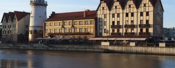 Hotels near Fishing Village, Kaliningrad
