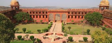 Hotels near Jaigarh Fort