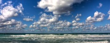 Strand Kiryat Sanz: Hotels in der Nähe