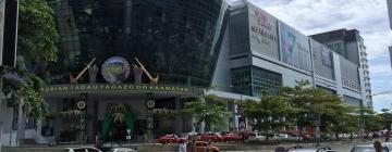 Hotels near Suria Sabah Shopping Mall