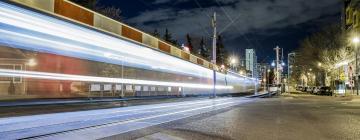 Hotels near Banff Trail C train