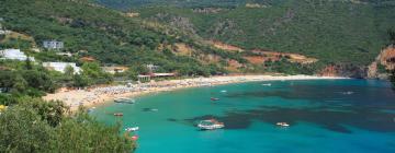 Ξενοδοχεία κοντά σε Παραλία Λύχνου
