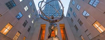 Hotels near Rockefeller Center