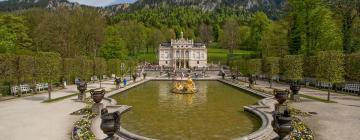 Schloss Linderhof: Hotels in der Nähe