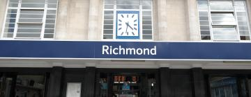 Hotels near Richmond Station