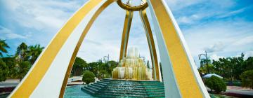 Hotels near Jerudong Park