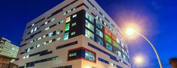 Hotels near Rambam Medical Center Haifa Israel