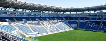 Стадион Черноморец: отели поблизости