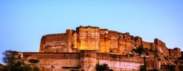 Hotels near Mehrangarh Fort