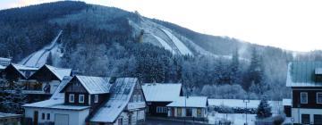 Hotels near Ski Jumps Harrachov