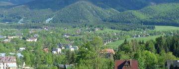 Hotels near Gubalowka Mountain Train Station