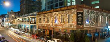 Hotels near Long Street