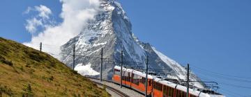 Hotels near Zermatt Railway Station