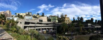 Hotels near Sanremo Station