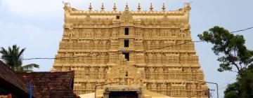 Храм Падманабхасвами: отели поблизости