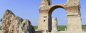 Archeologické nálezisko Carnuntum – hotely v okolí