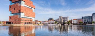 Музей MAS в Антверпене: отели поблизости