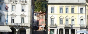 Piazza Grande di Locarno: hotel