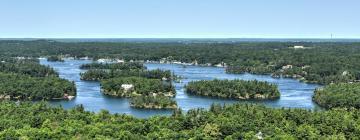 Hotéis perto de: Thousand Islands