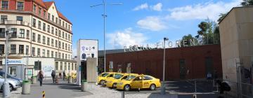 Autobusové nádraží Florenc – hotely poblíž