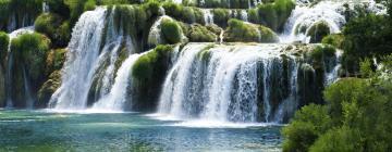 Cascate di Krka: hotel