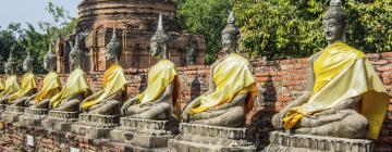 Hotels near Wat Yai Chaimongkol