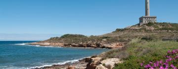 Hoteles cerca de Faro de Cabo de Palos