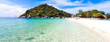 Hoteles cerca de Isla Koh Nang Yuan