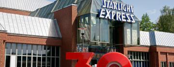 Hotels near Starlight Express Theatre