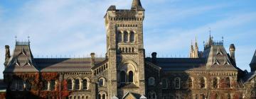 Hotels near University of Toronto