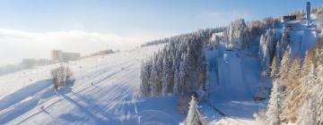 Skigebiet Oberwiesenthal: Hotels in der Nähe