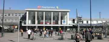 Hotels near Dortmund Central Station