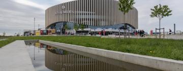 Hoteller i nærheden af Royal Arena