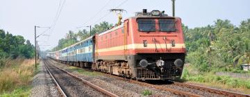 Железнодорожный вокзал Коимбатур-Джанкшен: отели поблизости
