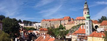 Hotels near Castle Český Krumlov