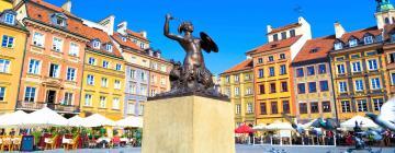 Рыночная площадь Cтарого города: отели поблизости