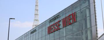Vídeňské výstaviště – hotely poblíž
