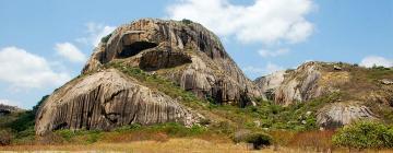 Парк Pedra da Boca: отели поблизости