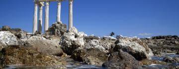 Античный город Сиде: отели поблизости
