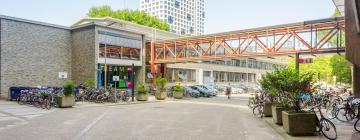 Hotels near TU Delft