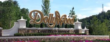 多莉山遊樂園(Dollywood)附近的飯店