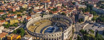 Amphitheater Pula: Hotels in der Nähe
