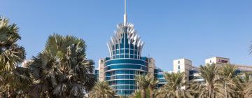 Hotels near Dubai Silicon Oasis