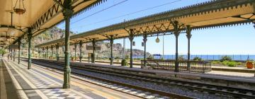 Hotels near Taormina - Giardini Naxos Train Station