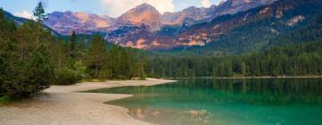 Hotels near Lago di Tovel