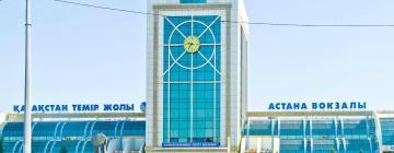 Hotels near Astana Train Station