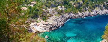 Hotels near Cala Deia Beach